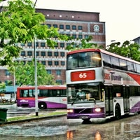 Photo taken at Tampines Bus Interchange by कृपया मृत्यु on 2/20/2012