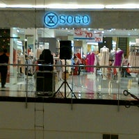 Photo taken at Sogo Department Store by Herry H. on 7/7/2012