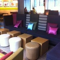 Photo taken at Aloft Charlotte Ballantyne by Cj H. on 4/20/2012