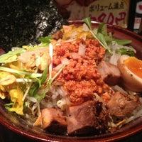 Photo taken at 光麺 六本木店 by Hiro M. on 4/15/2012