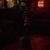 Photo taken at Casablanca Hookah Lounge by Michael M. on 2/15/2012