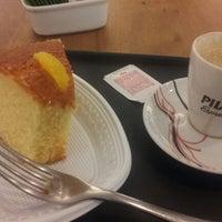 Photo taken at Viena Café by Alexandre M. on 7/20/2012