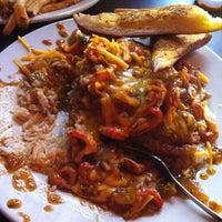 Photo taken at Gumbeaux's Cajun Cafe by David on 7/26/2012
