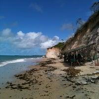 Foto tirada no(a) Praia do Carro Quebrado por Edna G. em 5/28/2012