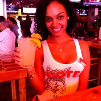 Photo taken at Hooters by Claudio L. on 2/10/2012
