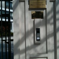 Photo taken at Generalkonsulat der Volksrepublik China by Herbert R. on 3/27/2012