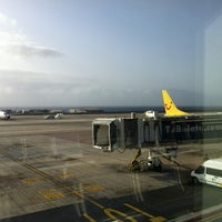 Photo taken at Gran Canaria Airport (LPA) by Javiacos on 6/24/2012