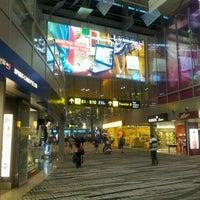 Photo taken at Concourse B by Lee K S 李. on 3/31/2012