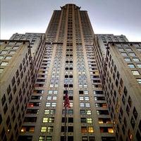 Photo taken at Chrysler Building by Jeffrey P. on 6/23/2012