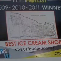Photo taken at Custard & Cakes Creamery by Kelsey F. on 5/12/2012