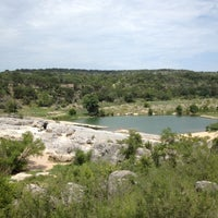 Photo taken at Pedernales Falls State Park by Kevin S. on 7/22/2012
