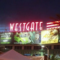 Photo taken at Westgate Entertainment District by Robin O. on 4/6/2012