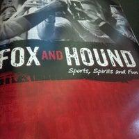 Photo taken at Fox & Hound by Ashley H. on 8/7/2012