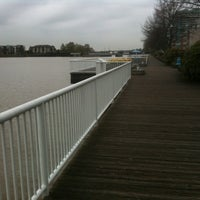 Photo taken at New Westminster Quay by Carson M. on 4/19/2012
