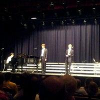 Photo taken at Homewood High School by Brett S. on 5/6/2012