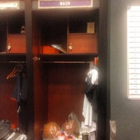Photo taken at Phoenix Suns Locker Room by 💕Jenn B. on 5/19/2012