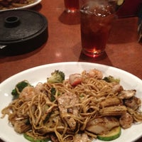 Photo taken at bd's Mongolian Grill by Bobby C. on 5/16/2012