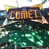 Photo taken at Comet Ping Pong by Natalie S. on 5/17/2012