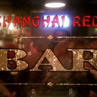 Photo taken at Shanghai Red's Oyster Bar by Kevin P. on 3/3/2012