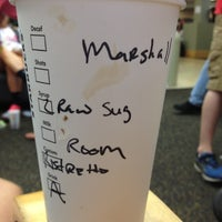 Photo taken at Starbucks by Marshall on 6/21/2012