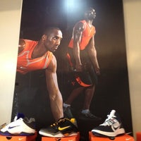 Photo taken at Nike Outlet SLEX by Macky A. on 9/1/2012