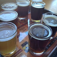 Photo taken at Santa Fe Brewing Company by dino d. on 3/14/2012