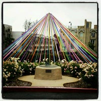 Photo taken at The Archer School For Girls by gel b. on 5/31/2012