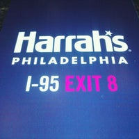 Photo taken at Harrah's Philadelphia Casino & Racetrack by Jahmil W. on 4/30/2012