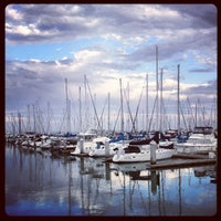 Photo taken at South Beach Marina by Joseph C. on 9/6/2012