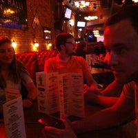 Photo taken at Mainstreet Bar & Grill by Jeremy W. on 7/4/2012