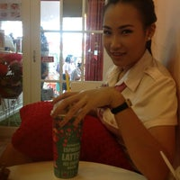 Photo taken at I*dear Cafe by Paemika B. on 8/21/2012