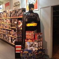 Photo taken at Lego Store by Eric F. on 6/1/2012