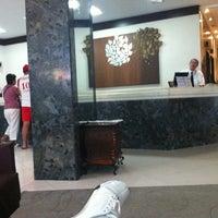 Photo taken at Hotel Ilha da Madeira by Patricio F. on 2/18/2012