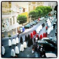 Photo taken at Ca' del Sol b&b Cagliari by Dani M. on 6/14/2012