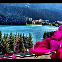 Photo taken at St. Moritz by Alvaro G. on 8/25/2012