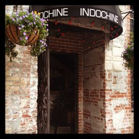Photo taken at Indochine by Jennalee B. on 2/9/2012