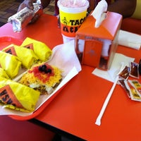 Photo taken at Taco Casa by Michael T. on 3/23/2012
