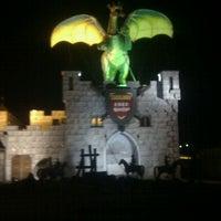 3/15/2012 tarihinde Honza Z.ziyaretçi tarafından Excalibur City'de çekilen fotoğraf