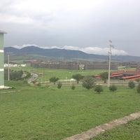 Photo taken at Campo Militar San Miguel De Los Jagüeyes by Naim C. on 7/1/2012
