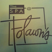 Photo taken at The Spa @ Folawn's by The Hotel Guide on 8/27/2012