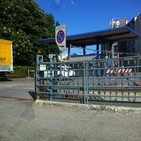 Photo taken at Sottopasso Di Via Spezia by Vinicio M. on 5/3/2012