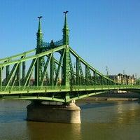 Photo taken at Liberty Bridge by Zsolt H. on 3/4/2012