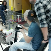 Photo taken at Walmart Supercenter by John F. on 2/4/2012