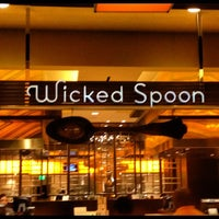 Photo taken at Wicked Spoon by Nic H. on 8/6/2012