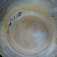 Photo taken at Outer Space Espresso by Tom W. on 7/3/2012
