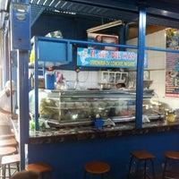 Photo taken at Multi Mercados San Borja by Edgar P. on 2/13/2012