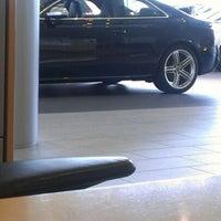 Photo taken at Audi Bellevue by Joel R. on 7/14/2012