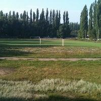 "Photo taken at Стадион ""Шинник"" by расораср н. on 8/19/2012"