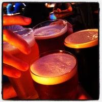Photo taken at Rock Bottom Restaurant & Brewery by Matt M. on 6/17/2012