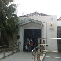 Foto tomada en Club de Raqueta por naranjaolimon el 5/8/2012